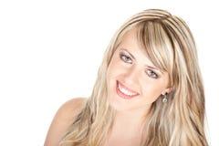 kobiet piękni blond potomstwa fotografia royalty free