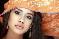 kobiet piękni potomstwa zdjęcia royalty free