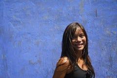 kobiet piękni uśmiechnięci potomstwa Fotografia Stock
