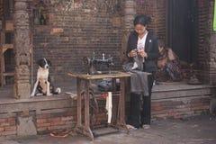 Kobiet pracować Obrazy Royalty Free