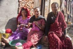 Kobiet pracować Fotografia Royalty Free