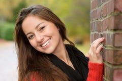 kobiet uśmiechnięci potomstwa fotografia stock