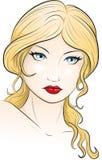 Kobieta Obraz Royalty Free