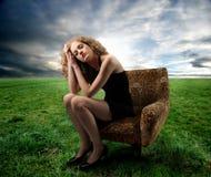 kobieta Fotografia Stock