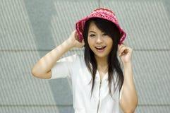 kobieta azjatykcia Obraz Royalty Free