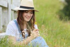 kobieta azjatykcia Fotografia Stock