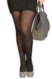 Kobieta bardzo elegancka i zmysłowa Zdjęcie Stock