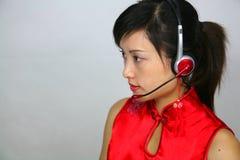 kobieta biurowych Obraz Royalty Free
