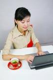 kobieta biurowych Obrazy Stock