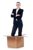 Kobieta bizneswoman Zdjęcie Stock
