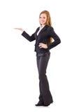 Kobieta bizneswoman Obrazy Royalty Free