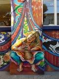 Kobieta budynek, San Fransisco zdjęcia stock
