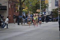 Kobieta elita biegacze Obrazy Royalty Free