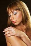 kobieta erotyczna Obrazy Royalty Free