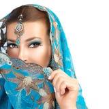 kobieta etnicznej fotografia royalty free