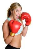 kobieta fizycznej fitness Fotografia Royalty Free