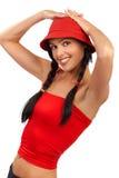 kobieta fizycznej fitness Zdjęcie Royalty Free
