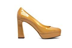 Kobieta footwear-097 Obraz Royalty Free