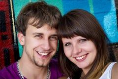 Kobieta i mężczyzna Obraz Stock