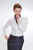kobieta interesu biura zdjęcia stock