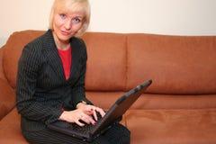kobieta jednostek gospodarczych Zdjęcie Stock