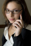 kobieta jednostek gospodarczych Fotografia Stock