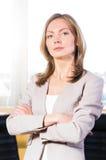 kobieta jednostek gospodarczych Obrazy Stock