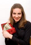 kobieta jednostek gospodarczych Obraz Royalty Free