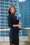 kobieta jednostek gospodarczych Obrazy Royalty Free