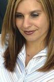 kobieta losowa Fotografia Royalty Free