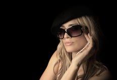 kobieta model zdjęcie stock