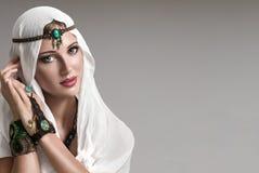 kobieta mody Zdjęcia Royalty Free