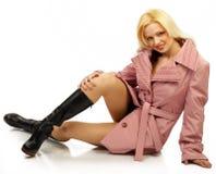 kobieta mody Obraz Royalty Free