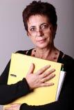 Kobieta nauczyciel Obrazy Stock