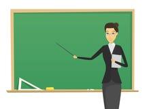 Kobieta nauczyciel Zdjęcie Stock