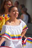 Kobieta od Wenezuela Zdjęcia Royalty Free