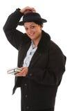 kobieta oficer policji Zdjęcia Royalty Free
