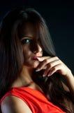 Kobieta Portret Obrazy Stock