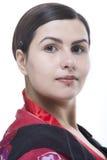 Kobieta portret Zdjęcia Royalty Free