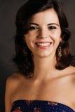 kobieta pozytywna Zdjęcia Royalty Free