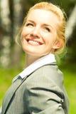 kobieta radość zdjęcie royalty free