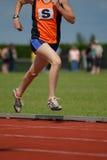 kobieta sportowcy, Obrazy Stock