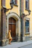 kobieta ulicy Zdjęcie Stock