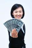 Kobieta w biznesie IV zdjęcia stock