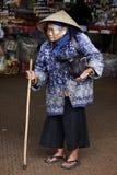 Kobieta w Dalat Zdjęcie Royalty Free