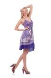 Kobieta w modzie Zdjęcia Stock