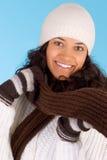kobieta zimy Obrazy Stock