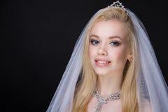 Kobiety ślubna panna młoda Obraz Stock