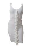 Kobiety bawełny suknia Obrazy Royalty Free