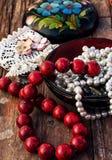 Kobiety biżuteria obrazy royalty free